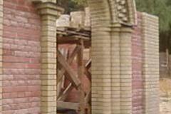 дверные арки кирпич
