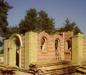 арки из кирпича фото