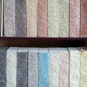 картинка образцов цвета кирпича