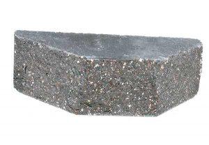 кирпич фасонный рваный камень