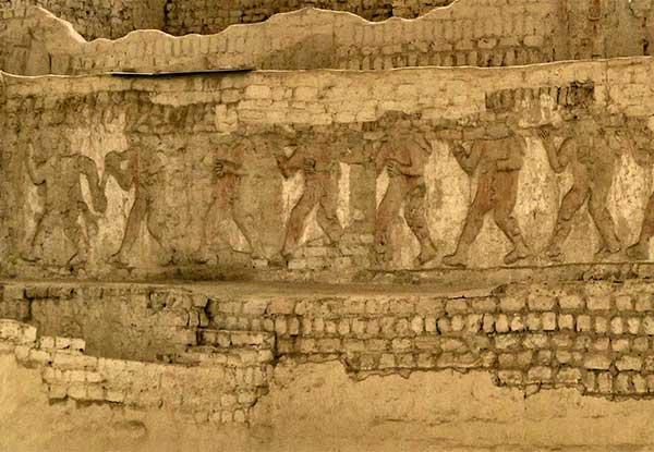 кирпич Месопотамии
